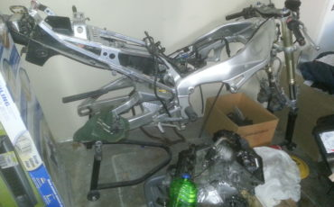 Yamaha R1 1