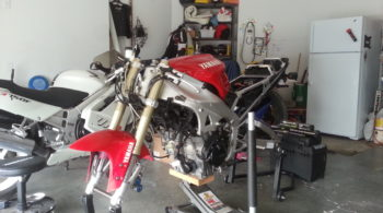 Yamaha R1 Reassembly