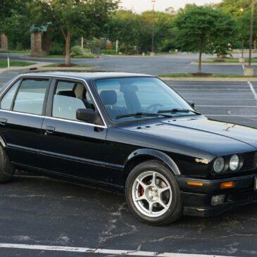 Practical Enthusiast's Project E30 BMW 325i Parts List