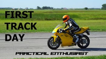 My First Motorcycle Track Day