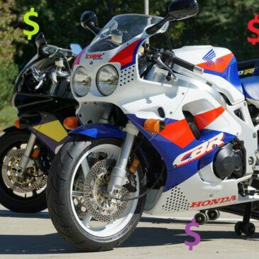 1993 Honda CBR900RR Overhaul Parts List