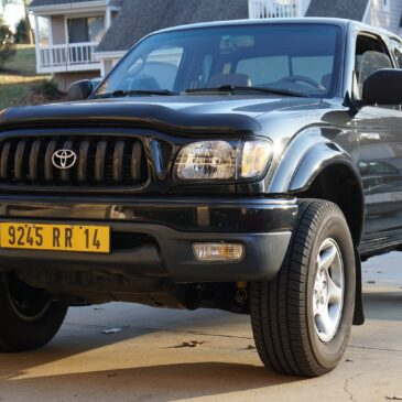 2003 Toyota Tacoma 3.4l V6 5VZ-FE Valve Adjustment & Valve Cover Gasket Replacement