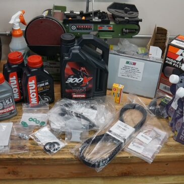 These are the Parts Needed to Bring a 2010 Ducati Multistrada 1200 Back to Life