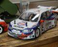 Peugeot 306 Maxi R/C Body